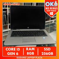 HP 820 G3 CORE I5 8GB 256GB SSD LAPTOP BEKAS MURAH NOTEBOOK SECOND