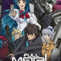Film Anime Full metal panic complete series
