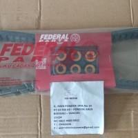 PAKET V-BELT FEDERAL HONDA VARIO TECHNO 125