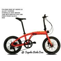Harga Sepeda Lipat Alloy 20 Murah Terbaru 2020 | Hargano.com