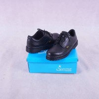 Sepatu Safety WANITA Ujung Besi Type PENDEK By Sportex