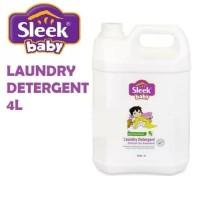Sleek Baby Laundry Detergent Gallon 4 L - Deterjen Bayi Cair