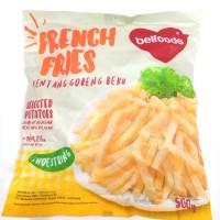 Kentang Goreng Beku 500gr/French Fries Belfoods Shoestring