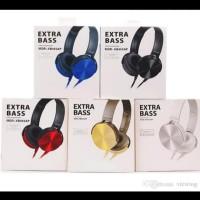 Headset Bando SONY MDR-XB450AP