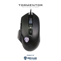 Gaming Mouse by Rexus Xierra X8 Gaming Mouse Kabel Wired Non Wireless