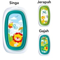 Right Start Folding Bath Tub/ Bak Mandi Bayi Lipat/ bak mandi portable