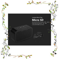 Xiaomi MiFa M1 Bluetooh Portable Speaker Cube With MicroSD Slot New