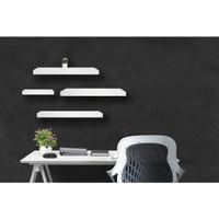 [Decorunic] Floating Shelf-Rak Dinding Minimalis ukuran 30,60,60,60 cm