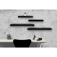 [Decorunic] Floating Shelf-Rak Dinding Minimalis ukuran 40,40,60,60 cm