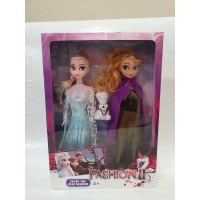 BONEKA FROZEN FASHION 2 NO. 9901 / Mainan Anak Boneka Frozen 2