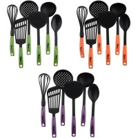 Oxone Kitchen Tools OX953 / Spatula / Sendok Set / Peralatan Masak