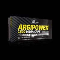 Olimp Argi Power Mega Caps 120caps Arginine Pump Nitric Oxide Nitrix