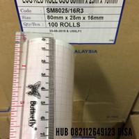 Peralatan Rumah Sakit Emergency kertas ecg/ekg roll 80mm x 25m harga