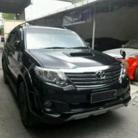 Bodykit Toyota Fortuner TRD VNT