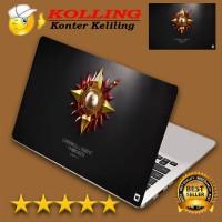Garskin Laptop game of thrones logo matahari Skin Laptop Stiker