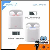 Headset HBQ Twins Wireless Iphone 7