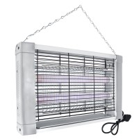 Mb 2/3/4/6W LED Mosquito Killer Lamp Electric Fly Zapper Trap