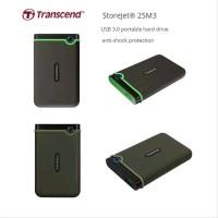 Transcend StoreJet 25M3 2TB - HDD Hardisk External