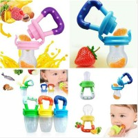 Empeng Buah Sayuran Bayi Baby Food Feeder Baby Fruit Pacifier Bahan