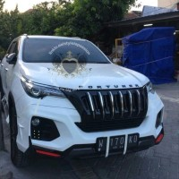 Bodykit All new Fortuner Vazooma X Style free grill apollo full im
