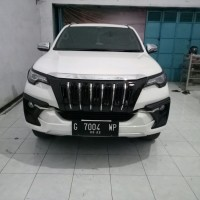 Bodykit All new Fortuner TRD sportivo plastic abs