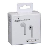 Airpods apple Handsfree Earphone Bluetooth Wireless HBQ I7 TWINS Pa