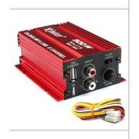 Amplifier kinter MA150 speaker aktif 2 channel 500W RCA
