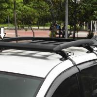 rak atas mobil Paket Plastik Universal Rack / Roof Rack / Rak Bagasi