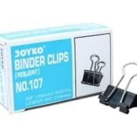 BINDER CLIP 107 Joyko/Kenko per gross