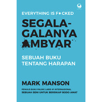 Buku Segala-galanya Ambyar Mark Manson