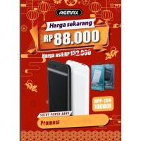Remax SUCHY Series Powerbank 10000mAh Power Bank 10000 mAh RPP-159