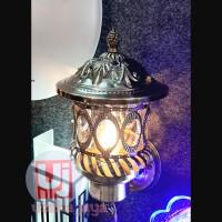 lampu dinding king klasik lampu kuno lampu antik lampu hias
