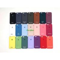 C201.5 Iphone 6/6s Original FULL Apple Silicon Leather Case Silicone