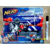 NERF N-STRIKE ELITE FIRESTRIKE 53378 - Light Beam Targeting HASBRO