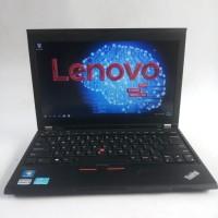 laptop ssd core i5 gen3 lenovo thinkpad ram4 gb garansi