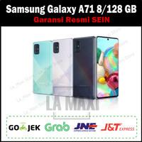 Samsung Galaxy A71 8/128GB [8GB/128GB] Garansi Resmi SEIN