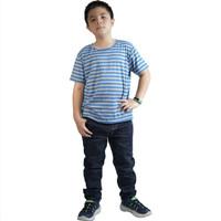 Kaos Lengan pendek Anak Laki corak model Terbaru - Jfashion Owen SS