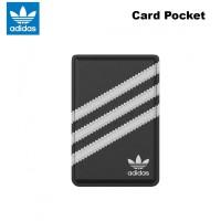 Card Pocket Adidas Originals Universal - Black White