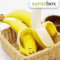 Pisang (Banana) Cavendish (500gr)