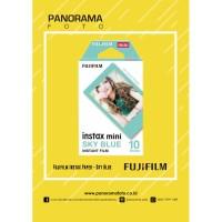 Fujifilm Instax Paper Sky Blue