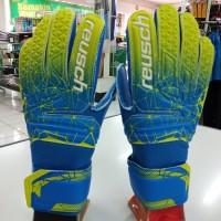 sarung tangan kiper goalkeeper gloves anak reusch 4004 original