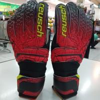 sarung tangan kiper goalkeeper gloves reusch 7039 original
