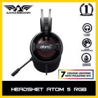 Armaggeddon 2.1 Headset Gaming Atom 5 [ 7 Colour Lightning ]