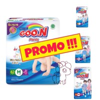 Goon Pants M62+6 L50+6 XL44+4 XXL36+4