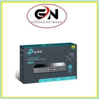 TP-LINK TL-SG1016D TPLINK 16 Port Gigabit Desktop/Rackmount Switch Hub
