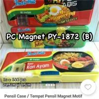 tempat pensil magnet motif sncak