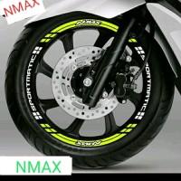 STICKER VELG NMAX CUTTING STICKER NEW DESIGN NM 03