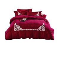 Bad Cover Full Set 220x240 Red Luxury