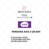 PERDANA AXIS 3 GB 60HARI