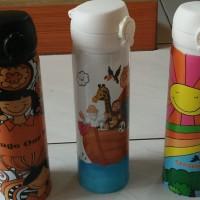 Tumbler niagara souvenir promosi print uv 500 pcs